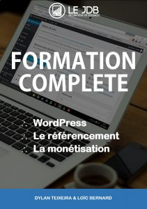 cover livre formation WordPress